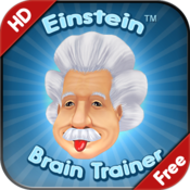 App Icon: Einstein™ Gehirntrainer Fre