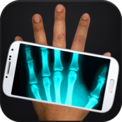 App Icon: Xray Scanner Prank