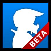 App Icon: 2DMX Motocross