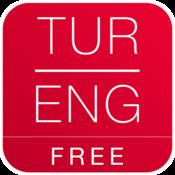 App Icon: Free Dict Turkish English