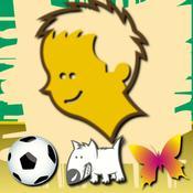 App Icon: Sammlung von Kinderspiele - Kids Games Collection - FREE 6.0