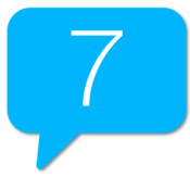 App Icon: Messaging 7