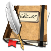 App Icon: Quill