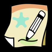 App Icon: QuickNote Notizblock