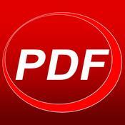App Icon: PDF Reader – Anmerkungen, Scan, Ausfüllen von Formularen und Hinzufügen von Notizen 3.0