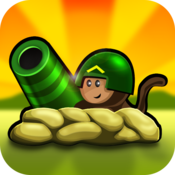 App Icon: Bloons TD 4