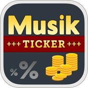 App Icon: MusikTicker 2.2
