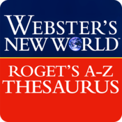 App Icon: Webster's Thesaurus
