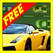 App Icon: Swipe Rennen Rennspiel