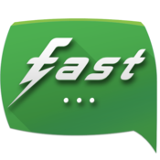 App Icon: Fast Messenger