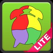App Icon: Kids Preschool Puzzles (Lite)