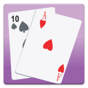 App Icon: Klassieke solitaire