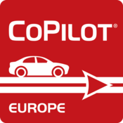 App Icon: CoPilot Europa GPS Navigation