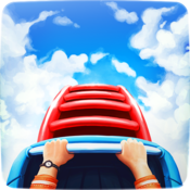 App Icon: RollerCoaster Tycoon® 4 Mobile
