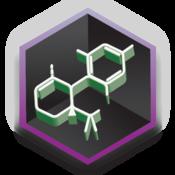 App Icon: Cannabis Taschen-Referenz