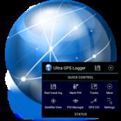 App Icon: Ultra GPS Logger