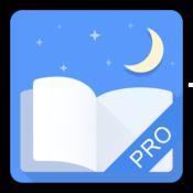 App Icon: Moon+ Reader Pro