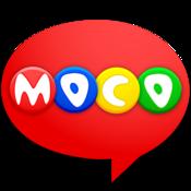 App Icon: Moco - Chat & Leute treffen