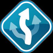 App Icon: MapFactor: GPS Navigation