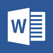 App Icon: Microsoft Word