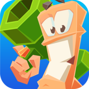 App Icon: Worms 4