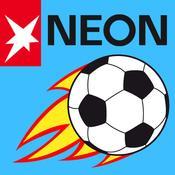 App Icon: NEON - Unnützes Fußballwissen 1