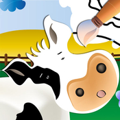 App Icon: Tiere auf dem Bauernhof: Lerne und Zeichne 3.0
