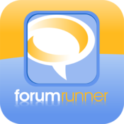 App Icon: Forum Runner