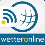 App Icon: WetterRadar - Regen & Gewitter