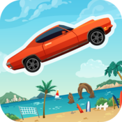 App Icon: Extreme Road Trip 2