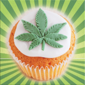 App Icon: Weed Cookbook