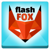 App Icon: FlashFox - Flash Browser