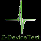 App Icon: Z - Device Test