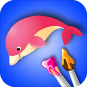 App Icon: Coloring Book for Kids: Animal