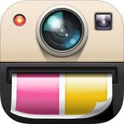 App Icon: Framatic - Magic Photo Collage and Pic Frame Stitch for Instagram FREE 5.1.1