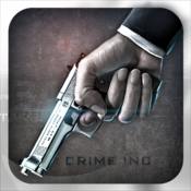 App Icon: Crime Inc.