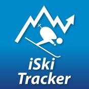 App Icon: iSki Tracker - for real skiers 4.87