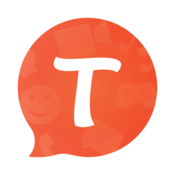 App Icon: Tango Messenger, Video, Anrufe