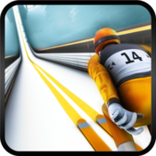 App Icon: Super Ski Jump - Winter Rush