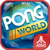 App Icon: Pong®World 1.0