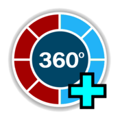 App Icon: Field Compass Plus
