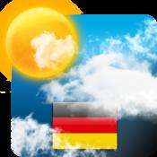 App Icon: Wetter für Deutschland