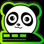 App Icon: PendelPanda - Fahrplanauskunft