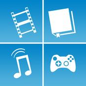 App Icon: Collectors: Movies Games Books Comics Music Inventory Organizer 5.8.3