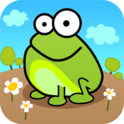 App Icon: Tap the Frog: Doodle