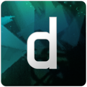 App Icon: DRAWNETIC – KINETIC DRAWING