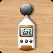 App Icon: Schallmessung : Sound Meter