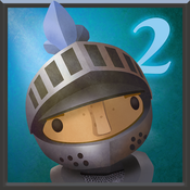 App Icon: Wind-up Knight 2