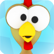 App Icon: Freaky Chicken
