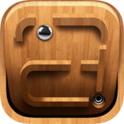 App Icon: aTilt 3D Labyrinth Free